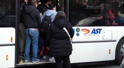 Trasporto alunni pendolari