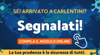 EMERGENZA COVID-19: nuovo Modulo online di autosegnalazione