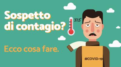 Autosegnalazione per sospetta esposizione a contagio da COVID-19