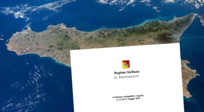 Presidenza della Regione: Ordinanza contingibile e urgente n° 21 del 17 aprile 2020