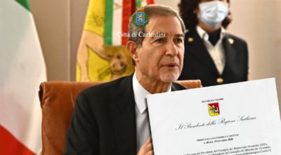Presidenza della Regione: Ordinanza contingibile e urgente n° 48 del 19 ottobre 2020
