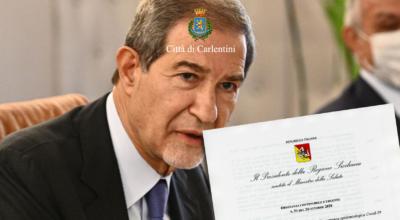 Presidenza della Regione: Ordinanza contingibile e urgente n° 51 del 24 ottobre 2020