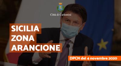 DPCM del 4 novembre 2020: Misure urgenti di contenimento del contagio sull'intero territorio nazionale