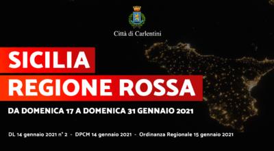 """Sicilia """"Rossa"""": il DL, il DPCM e l'Ordinanza Regionale"""