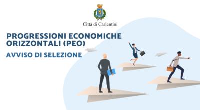 Progressioni Economiche Orizzontali (PEO): Avviso di selezione