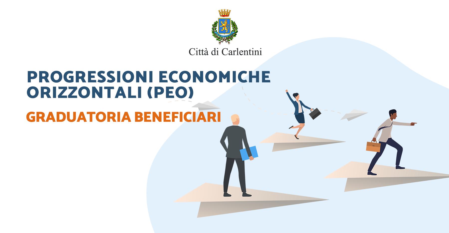 Progressioni Economiche Orizzontali (PEO): Graduatoria beneficiari